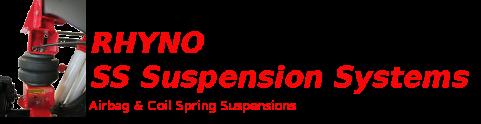 SS Suspension Header